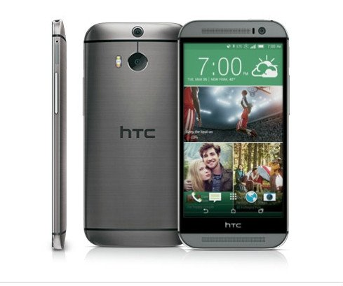 Htc One M8 16Gb 4G Lte Unlocked Gsm Android Cell Phone - Glacial Silver