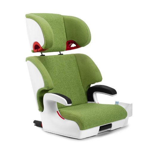 Clek Oobr Booster Car Seat, Dragonfly front-37320