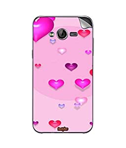 instyler MOBILE STICKER FOR SAMSUNG GALAXY S DUOS 3G316HU