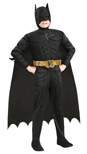 Toddler Boy's Costume: Batman Deluxe 2T-4T