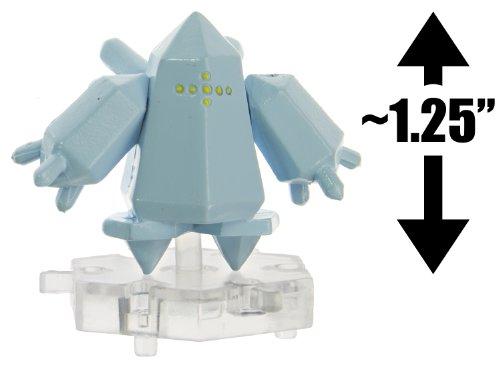 "Regice ~1.25"" Figure - Pokemon DP Super Encyclopedia Mini Figure Series #12 (Japanese Imported) - 1"