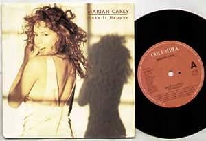 Mariah Carey Mariah Carey Make It Happen 7 Inch