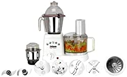 Jaipan JPNFP 650-Watt New Food Processor