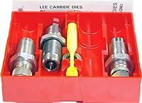 Lee Precision .357 Magnum Carbide 3-Die Set (Silver)