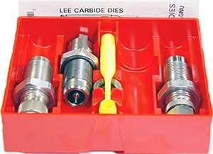 Lee Precision .38 Special Carbide 3-Die Set (Silver)