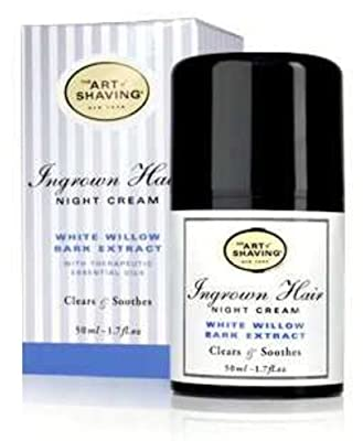 Best Cheap Deal for The Art of Shaving Ingrown Hair Night Cream, 1.7 fl oz (50 ml) by The Art of Shaving - Free 2 Day Shipping Available
