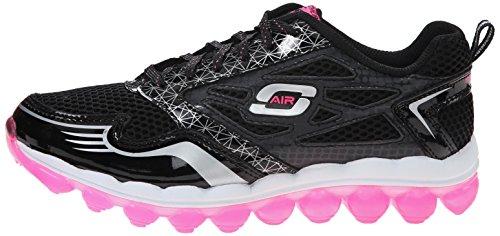 Skechers Shoes Girls Kids Sneaker Black Pink Memory Foam Amazoncom