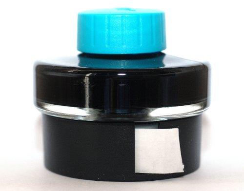 Lamy T52: Flacon de 50ml d'Encre, Couleur : Turquoise, non Lavable
