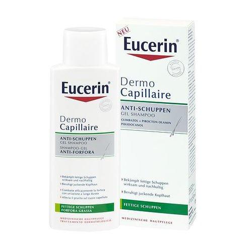 Eucerin Dermocapillaire Shampoo Gel Anti Forfora 250ml