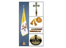 Indoor Religious Flagpole Kits