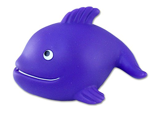WeGlow International Bath Buddies - Purple Whale (Pack of 2) - 1
