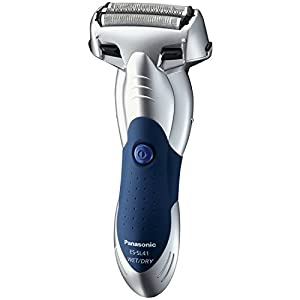 Panasonic ES-SL41-S 3 Blade Men's Electric Razor Wet/Dry with Pop-up Trimmer, Silver