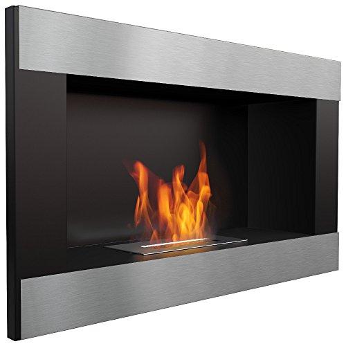 Bioethanol-Kamin-Gelkamin-Trento-Wandkamin-mit-sicherem-Brennsystem-TV-geprft-Farbe-SilberSchwarz-Ethanolkamine-Kaufen