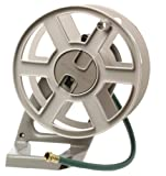 Suncast STA100 Side Tracker 100-Foot Wall-Mount Hose Reel