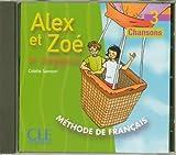 echange, troc Samson - Alex Et Zoe Level 3 Student's CD