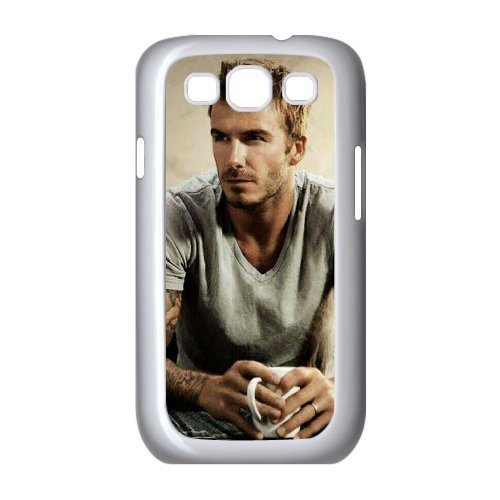 Samsung Galaxy S3 Case David Beckham a Man That Has Faced Criticism Throughout His Career but Has Always Bounced Back to Bee an Icon for Many Fans and Professionals Within the Game Itself and Beyond., Samsung Galaxy S3 Case David Beckham for Women, [White]