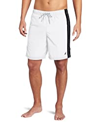 Nautica Men's Anchor Solid Stripe Swi…