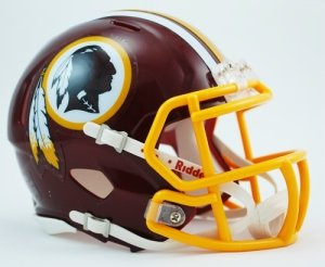 Riddell Revolution Speed Mini Helmet - Washington Redskins