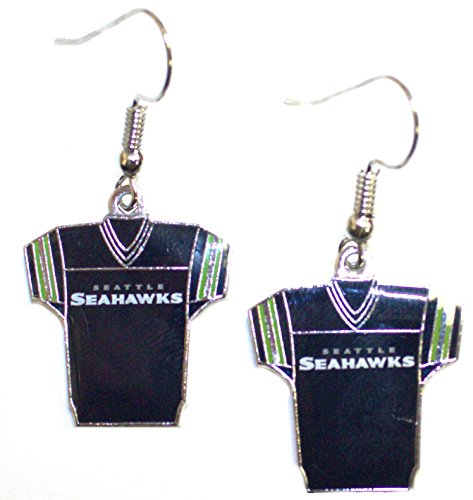 Seattle-Seahawks-Jersey-Dangle-Earrings