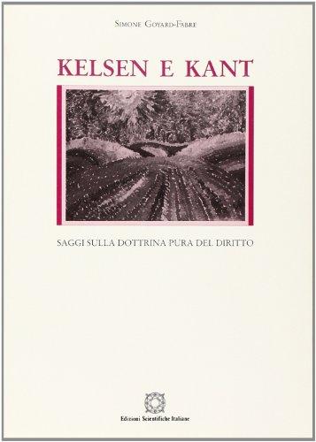 kelsen-e-kant-saggi-sulla-dottrina-pura-del-diritto