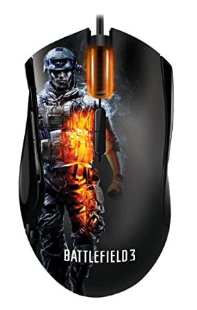 Razer Imperator 2012 Gaming Mouse - Battlefield 3 Edition (RZ01-00350300-R3M1)