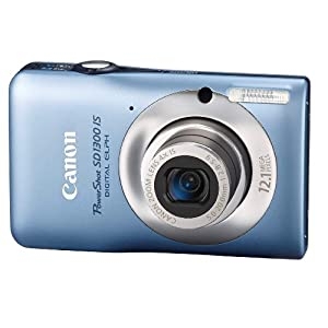 Canon PowerShot SD1300IS 12.1 MP Digital Camera