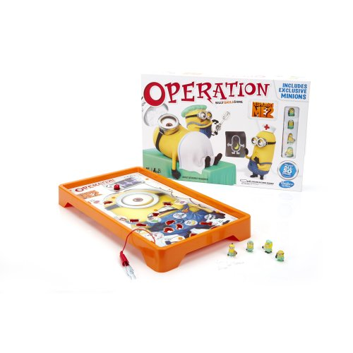 Operación Despicable Me 2 tonta Skill Game