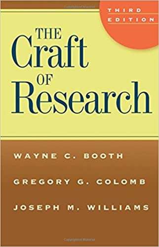 Image: Cover of The Craft of Research