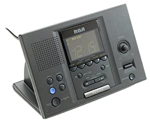 Huge Discount RCA RP3721 Dual Alarm Clock Radio Cd Player ...