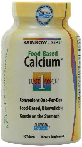 rainbow light food based calcium 90 tablets online. Black Bedroom Furniture Sets. Home Design Ideas