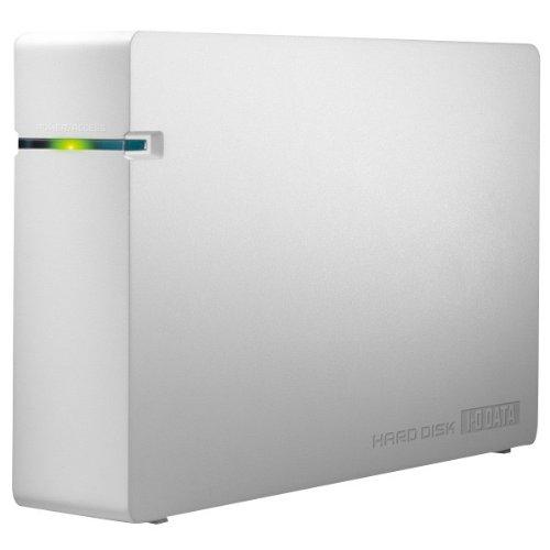 アイ・オー・データ機器 テレビ録画対応 USB2.0/1.1接続 外付型ハードディスク ホワイト 1.0TB HDCA-U1.0CWC