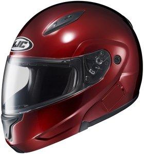 HJC CL-Max 2 Modular Motorcycle Helmet Wine XXXL 3XL (Open Face Motorcycle Helmet Xxxl compare prices)
