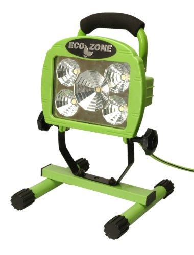 Designers Edge L1312 5x1W LED Worklight, Green, 120-Volt