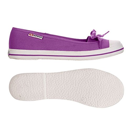 Superga - Sneaker S020F0 Donna, Multicolore (Dahlia), 35 (2.5 UK)