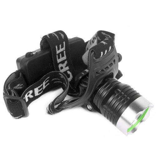 T6 Led 1800Lm Adjustable Headlamp Headlight Head Torch Light