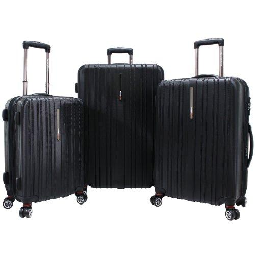 travelers-choice-tasmania-3-piece-luggage-set-black