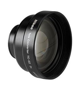 Nikon TC-E2 2X Teleconverter Lens for Nikon 4300, 4500 & 5000 Digital Cameras