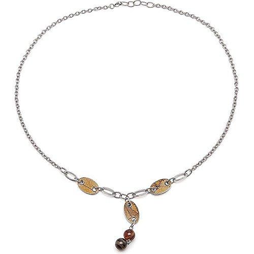 collana donna gioielli Prima classe offerta classico cod. JKIP-700/271