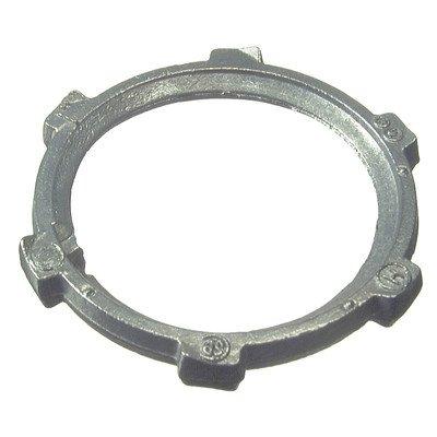 Halex 01920B 2-Inch Zinc Die Cast Locknut