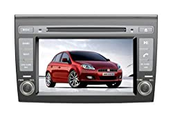 See Crusade Car DVD Player for Fiat Bravo 2007- Support 3g,1080p,iphone 6s/5s,external Mic,usb/sd/gps/fm/am Radio 7 Inch Hd Touch Screen Stereo Navigation System+ Reverse Car Rear Camara + Free Map Details