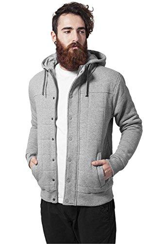 Urban Classics felpa uomo giacca invernale TB430