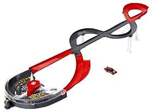 Mattel W5093 - Hot Wheels Spiral Speedway, inklusive 1 Fahrzeug