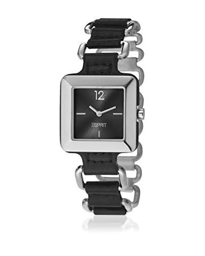 Esprit Reloj con movimiento japonés Woman Plateado 26 mm