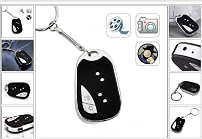 New 909 Keychain Hidden Mini Camera Digital Video Recorder DVR Mini Dv