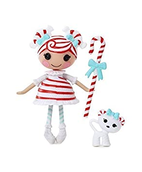 Mini Lalaloopsy Doll - Mint E. Stripes