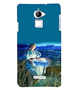 PRINTVISA Zodiac Virgo Case Cover for COOLPAD NOTE 3 LITE