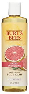 Burts Bees Citrus   Ginger Root Body Wash 12 Ounce