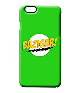 EETEE Bazinga Pop Culture Green Phone case for Apple iPhone 6