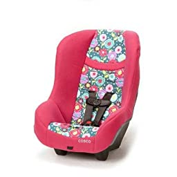 CoscoScenera (Spring Day) NEXT Convertible Car Seat is Simply a Smarter Car Seat - Designed For Families Who Know What They Need