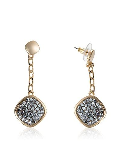 Fashion Victime Orecchini Diamonds Grigio/Dorato